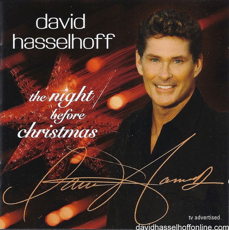 Night Before Christmas The Official David Hasselhoff Website