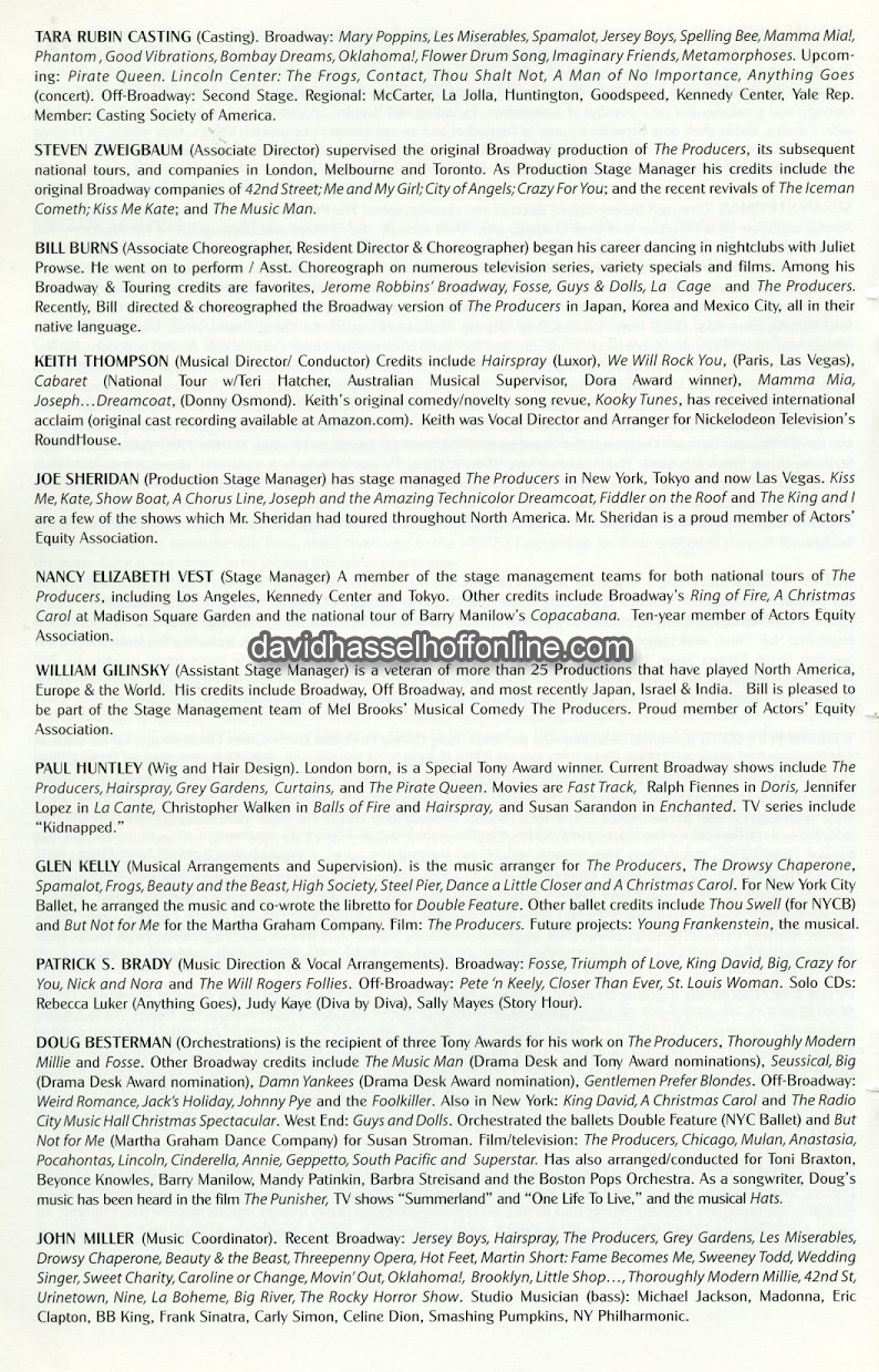 Memorabilia | The Official David Hasselhoff Website
