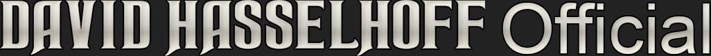 Web Oficial De David Hasselhoff