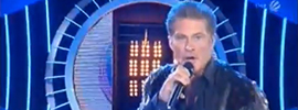 Video: David Hasselhoff Celebrity Big Brother Germany 2013