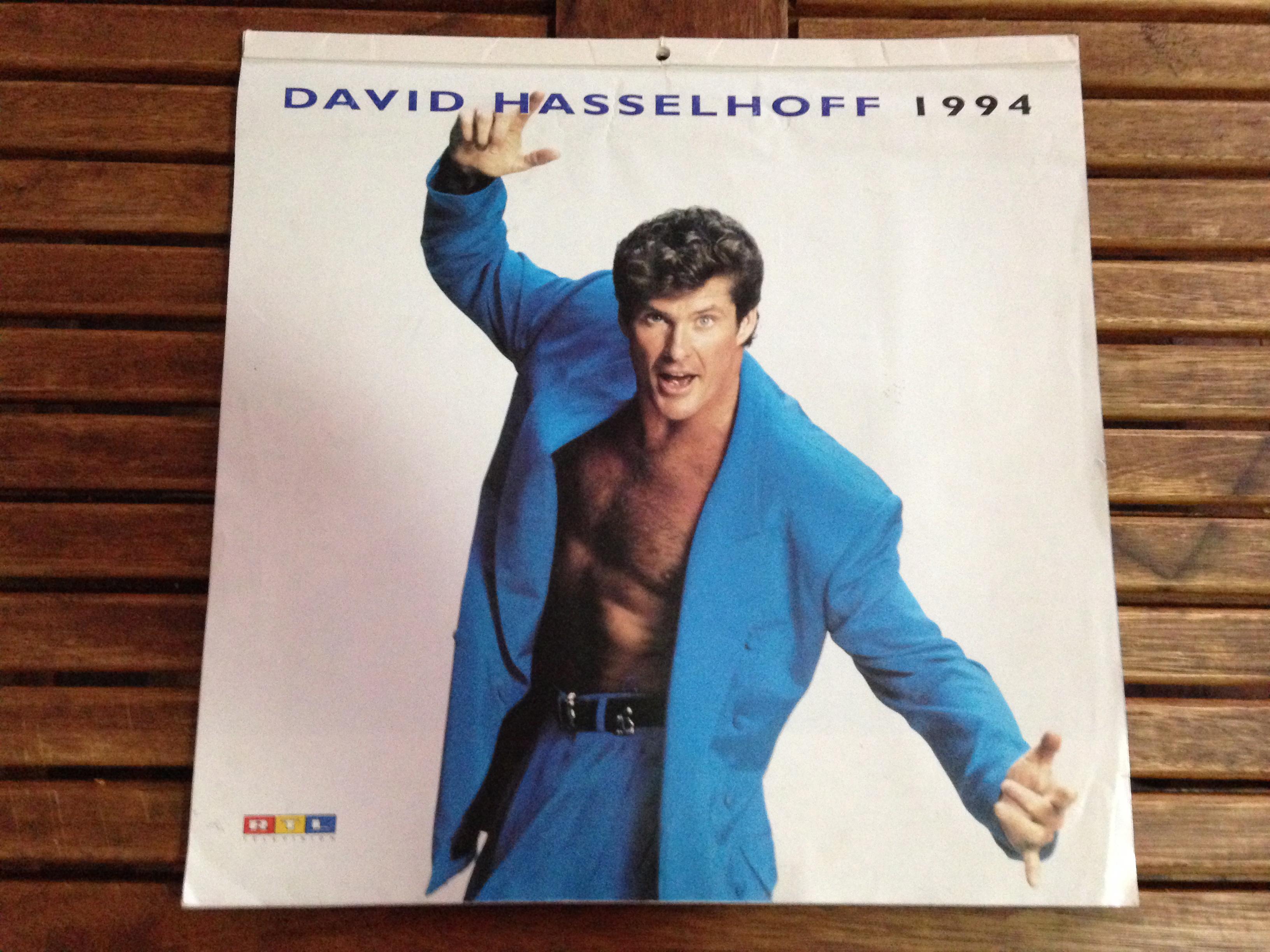 calendar 1994 the official david hasselhoff website. Black Bedroom Furniture Sets. Home Design Ideas