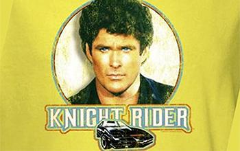 Knight Rider Shirts