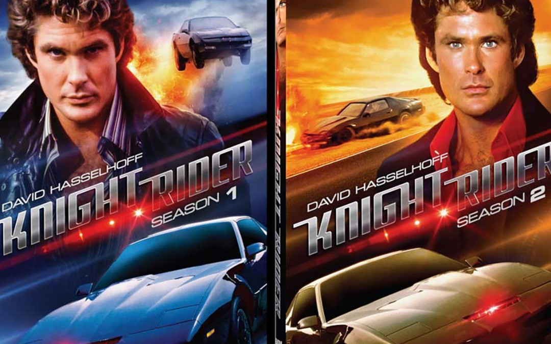 Knight Rider Seasons 1 & 2 DVD Re-Releases Coming May 3rd