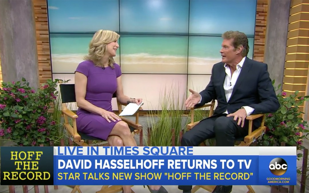 Good Morning America Intruder Interview : Watch david s interview with good morning america the