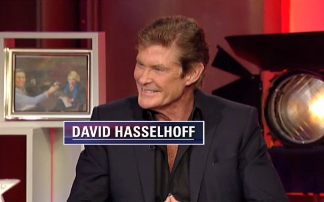 Watch David's Interview With In The Fox Light