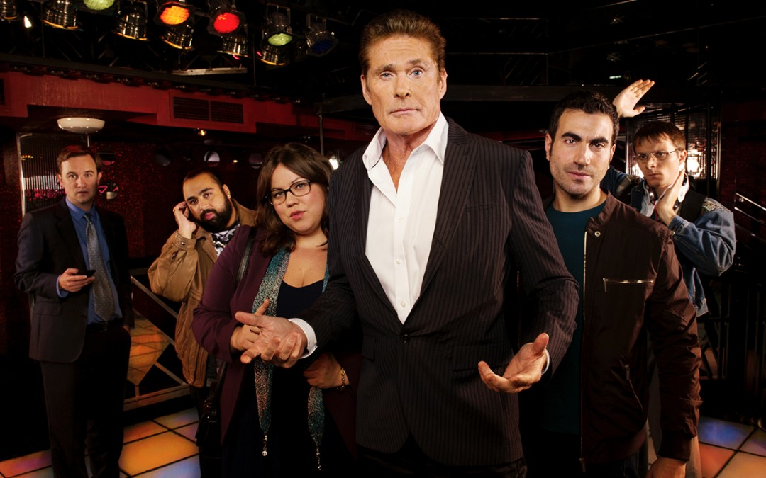 Hoff The Record Season 2 Begins May 6th on DAVE In The UK – Preview