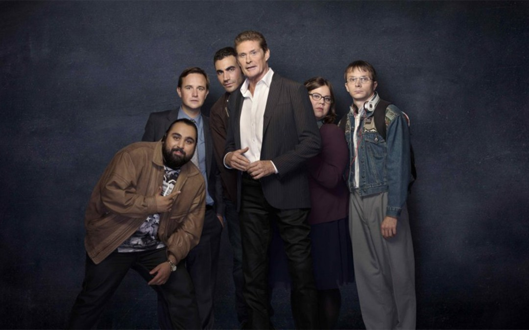 Hoff The Record Season 2 Begins May 6th On DAVE In The UK