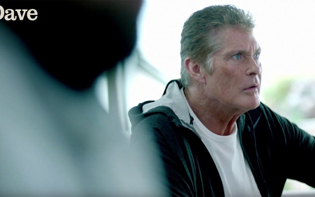 Tune In To The UK Season 2 Premiere Of Hoff The Record Tonight On DAVE At 10 PM!