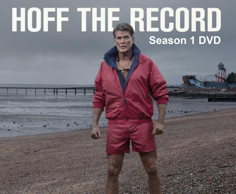 Hoff The Record Season 1 DVD