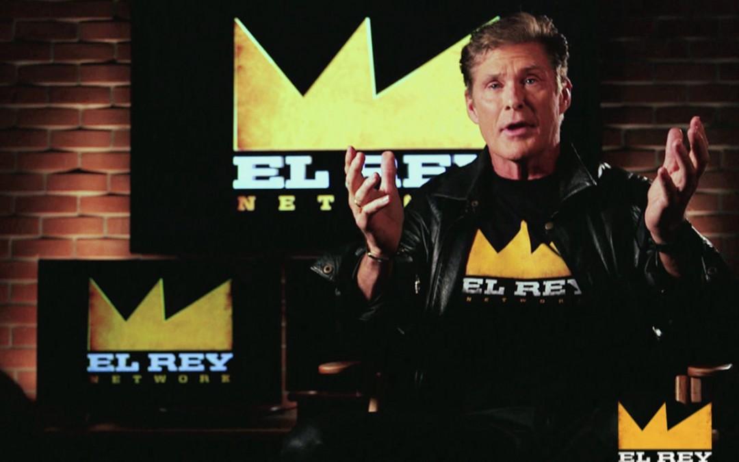 El Rey Network Knight Rider Marathon July 17th & Live FaceBook T-Shirt Giveaway!