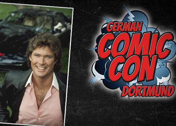 <b>DECEMBER 3rd-4th 2016 | GERMAN COMIC CON | DORTMUND</b>