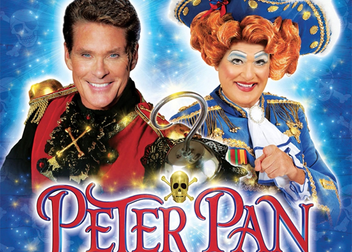 <b>DECEMBER 10th 2016-JANUARY 8th 2017 | PETER PAN PANTO | NEW THEATERE CARDIFF UK</b>
