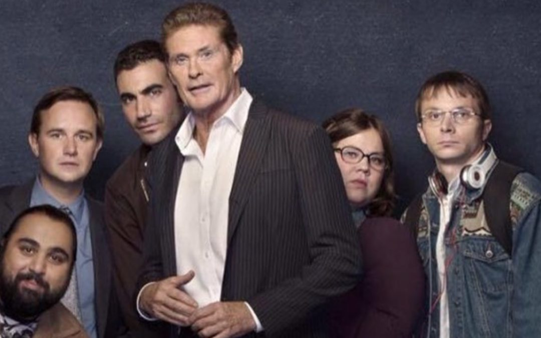 Hoff The Record Nominated For Best Comedy In The International Emmy Awards!