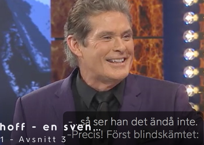 <b>en svensk talkshow - Watch Episode 3</b>