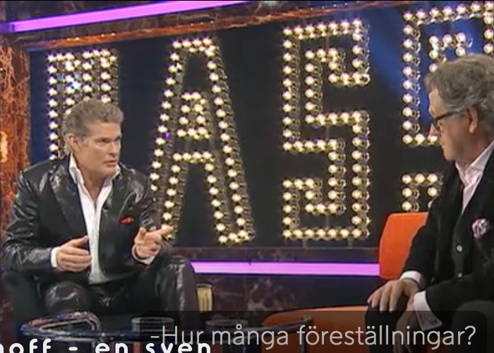 <b>en svensk talkshow - Watch Episode 6</b>