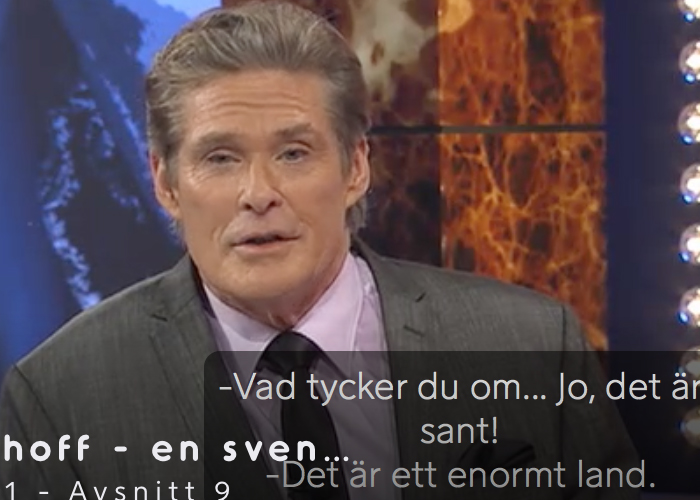 <b>en svensk talkshow - Watch Episode 9</b>