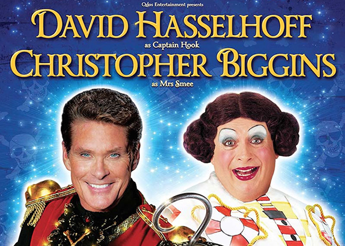 <b>Dec 2014 - Jan 2015 - Cliffs Pavilion - Southend</b>