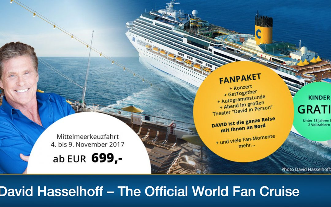 Early Bird Special Extended Till January 4th For World Fan Cruise!