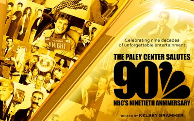 NBC's 90th Anniversary February 19th At 8/7c!