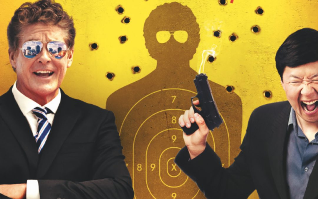 Watch The Trailer For David's Upcoming Movie Killing Hasselhoff