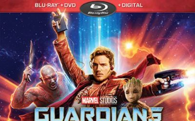 Guardians Of The Galaxy Vol. 2 Available Now On Blu-ray, DVD & Digital!