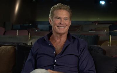 Interview With Sky Cinema – Killing Hasselhoff Film