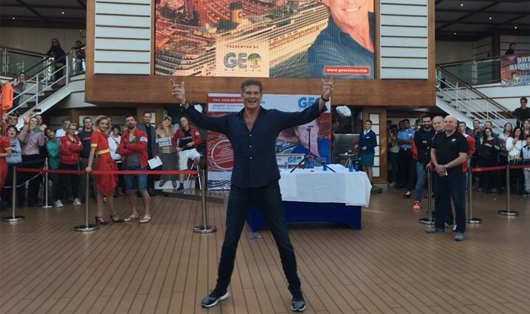 World Fan Cruise – Download Your Photos With David – Autograph Session – Videos
