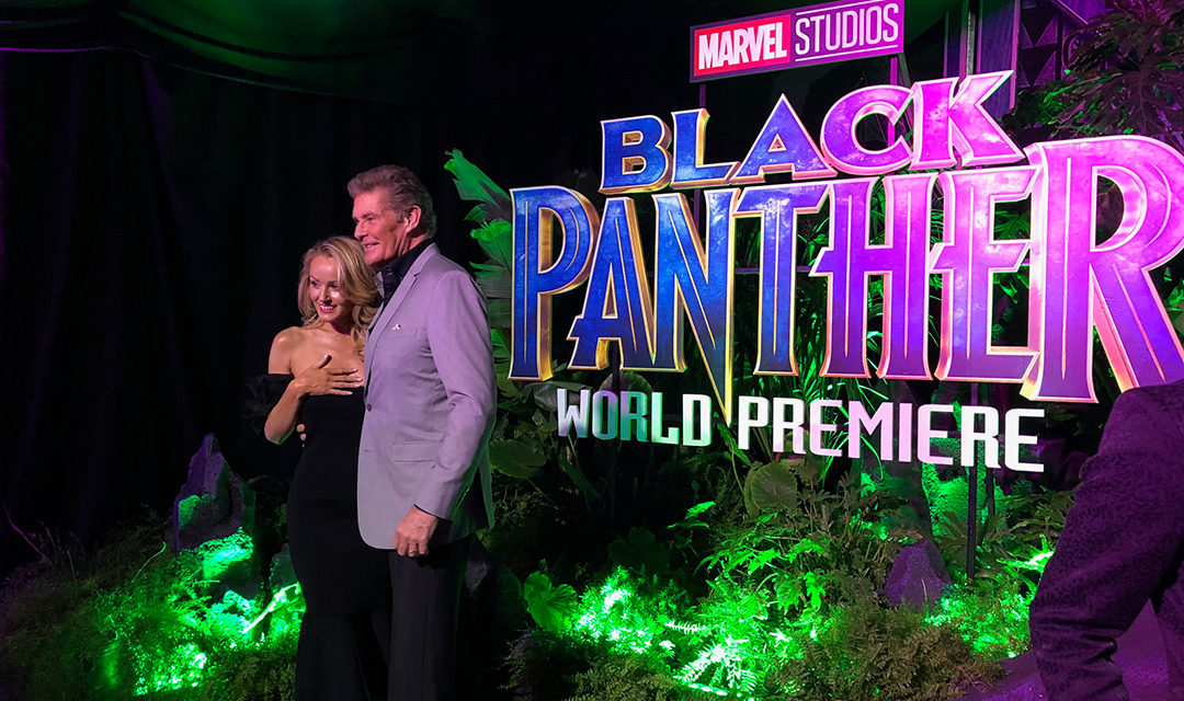 Black Panther World Premiere In LA