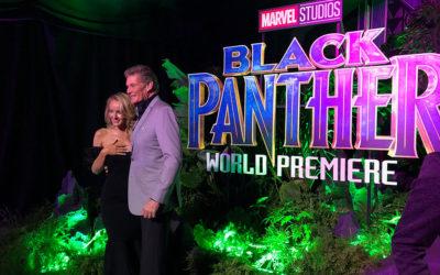 Black Panther World Premiere In LA