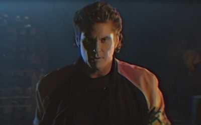 David To Star In Kung Fury Sequel