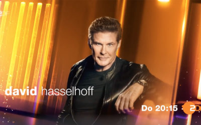 Watch David On Willkommen bei Carmen Nebel March 29th On ZDF In Germany!