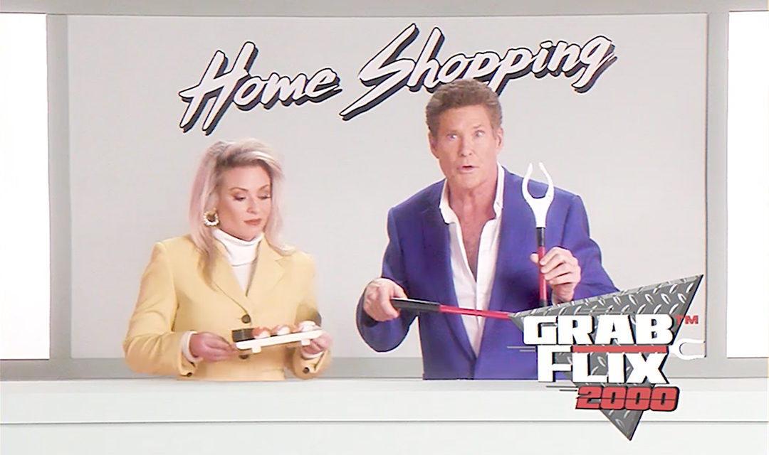 Netflix Home Shopping Grabflix 2000