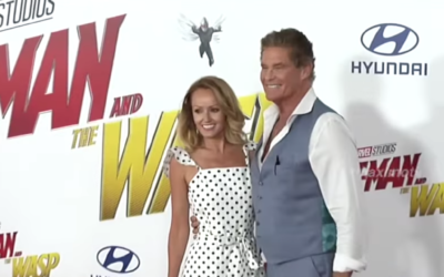 Ant-Man And The Wasp Premiere