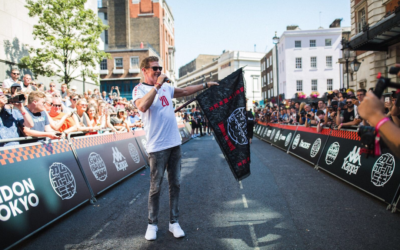 David And Hayley At Gumball 3000 In London