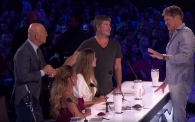 David To Appear On America's Got Talent: The Champions Monday February 4th 8PM ET On NBC!
