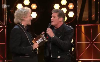 50 Jahre ZDF-Hitparade Performance