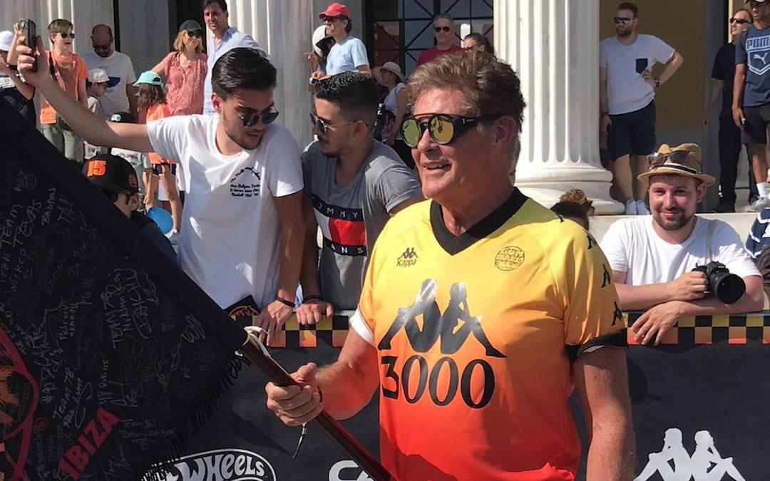 Gumball 3000 In Mykonos