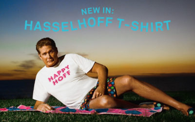 Happy Hoff T-Shirt From Happy Socks Now Available!