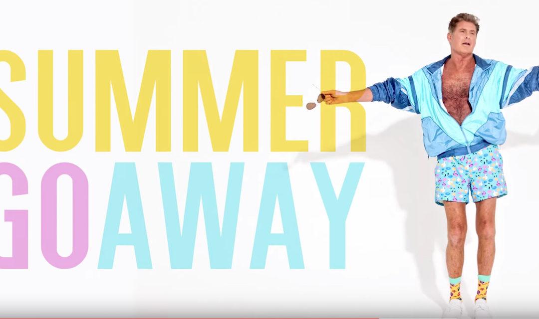 New Music Video – Summer Go Away