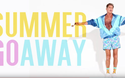 New Music Video – Summer Go Away