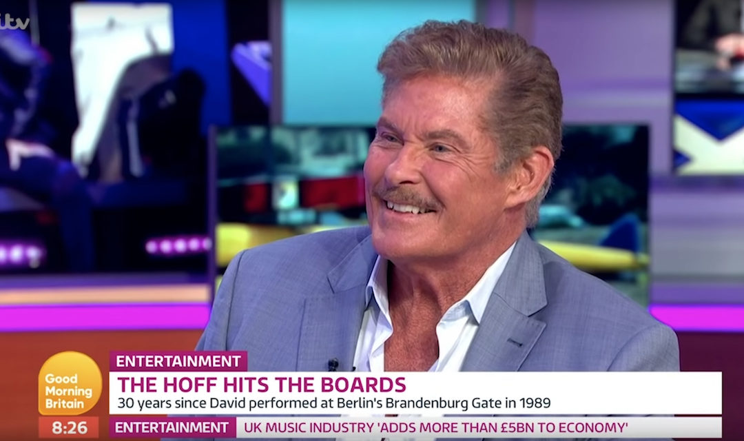 Interview With Good Morning Britain