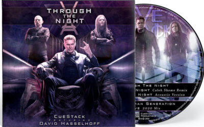 Through The Night Available Now!