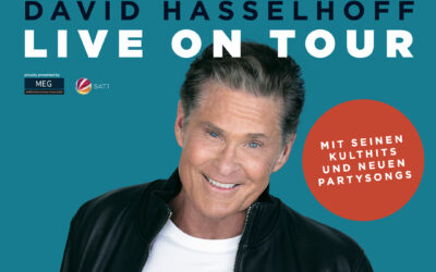 Party Your Hasselhoff Tour 2023